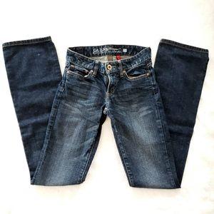 ❣FINAL❣Guess - Dark Wash Carla Bootleg Jeans